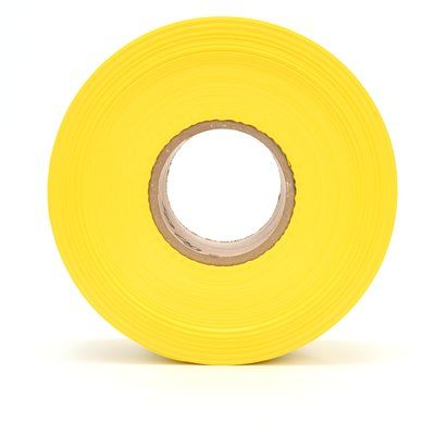 Safety Tapes 3M 364 Scotch Buried Barricade Tape 364 Yellow Caution Bured Electric Line Below 4mil (0.1 mm) 3 x 1000 (76mm x 305 m)