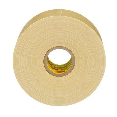Electrical Tapes 3M 2520-VCT-1-1/2X36 Scotch Electrical Insulating Varnished Cambric Tape 2520 Yellow 8 mil (0.2 mm) 1-1/2 Inchx 108' (38mm x 33 m)