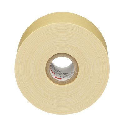Electrical Tapes 3M 2520-VCT-2X36 Scotch Electrical Insulating Varnished Cambric Tape 2520 Yellow 8 mil (0.2 mm) 2 Inch x 108' (51 mm x 33 m)
