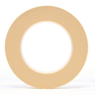 Masking Tapes 3M 234-6X55 Scotch General Purpose Masking Tape 234 Tan 6mm x 55m 144 Per Case