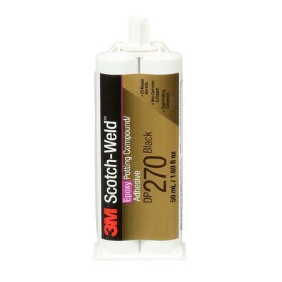 DP270-400-BLK Scotch-Weld Epoxy Potting Compound Dp270