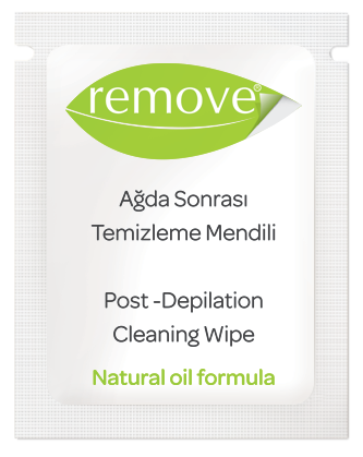 After Wax Cleaning Wipe-Depilatory Product-Remove-COSMEXP