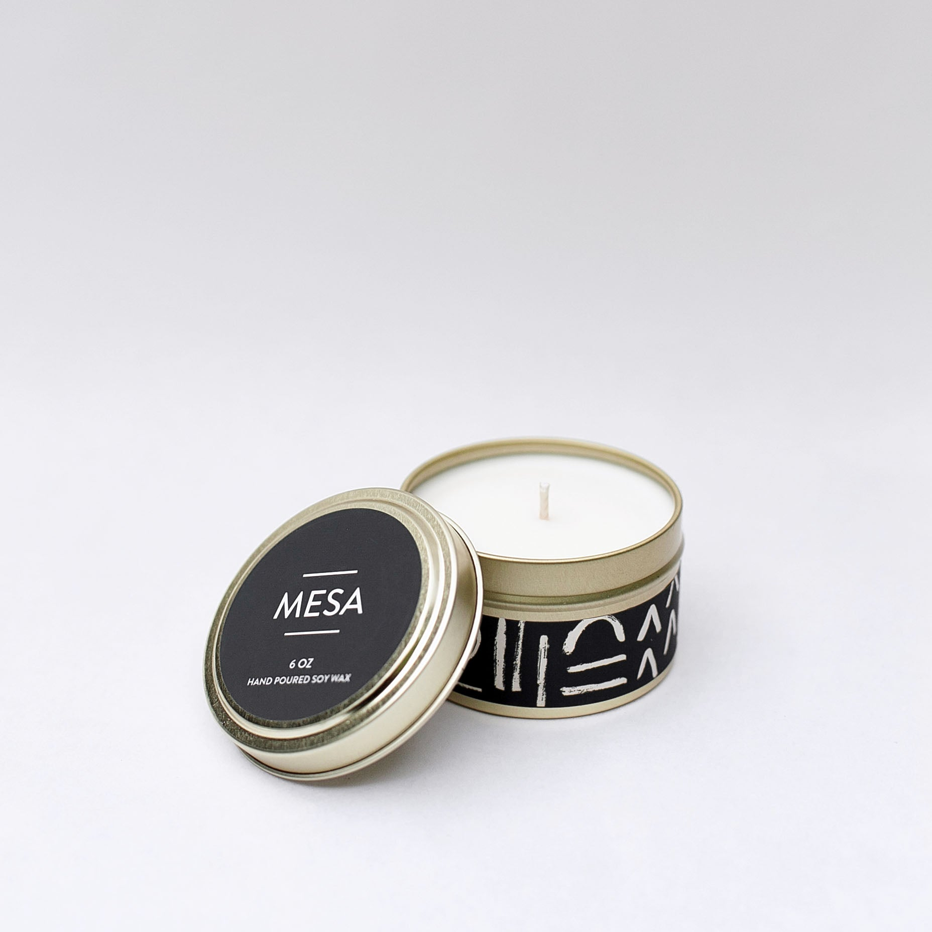 Mesa Travel Tin