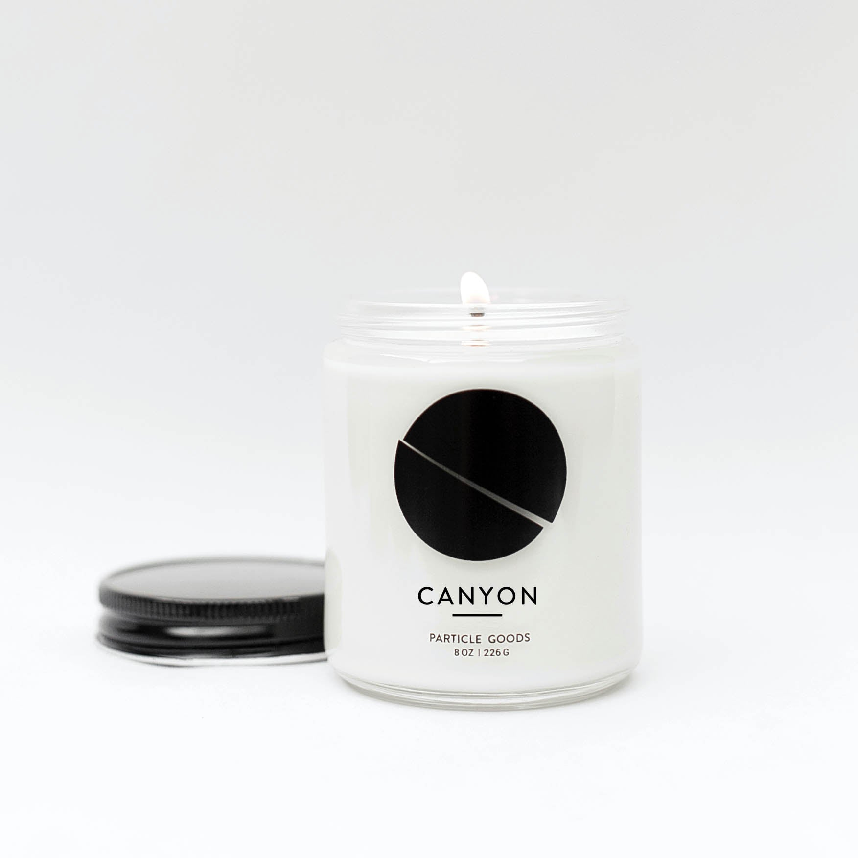 Canyon Jar Candle