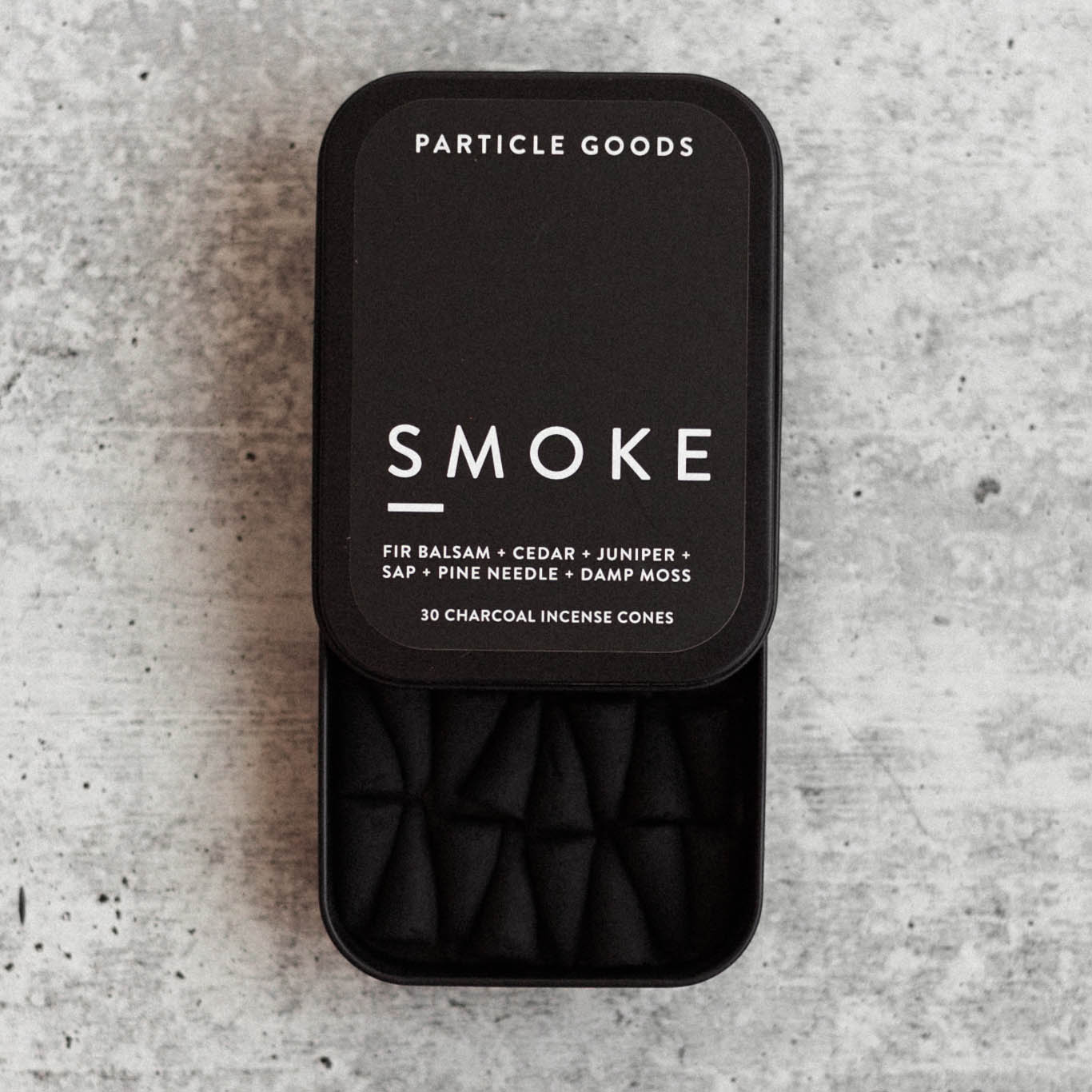 Smoke Incense Cones