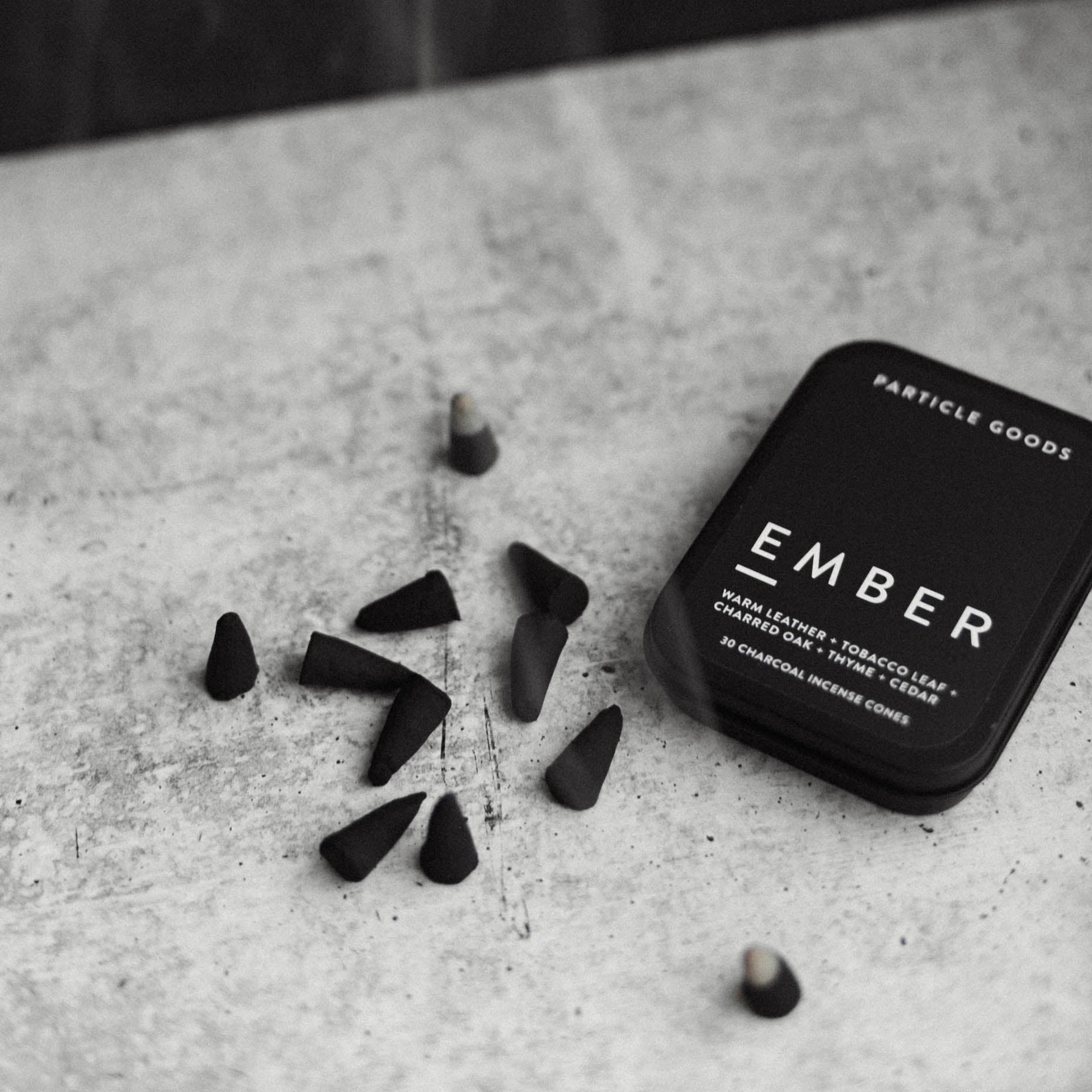 WHSL Ember Incense Cones