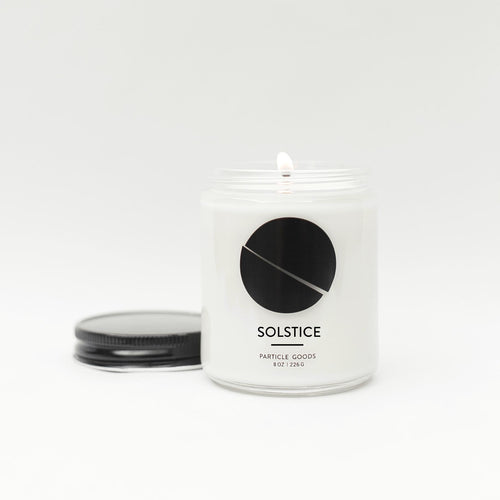 Solstice Jar Candle