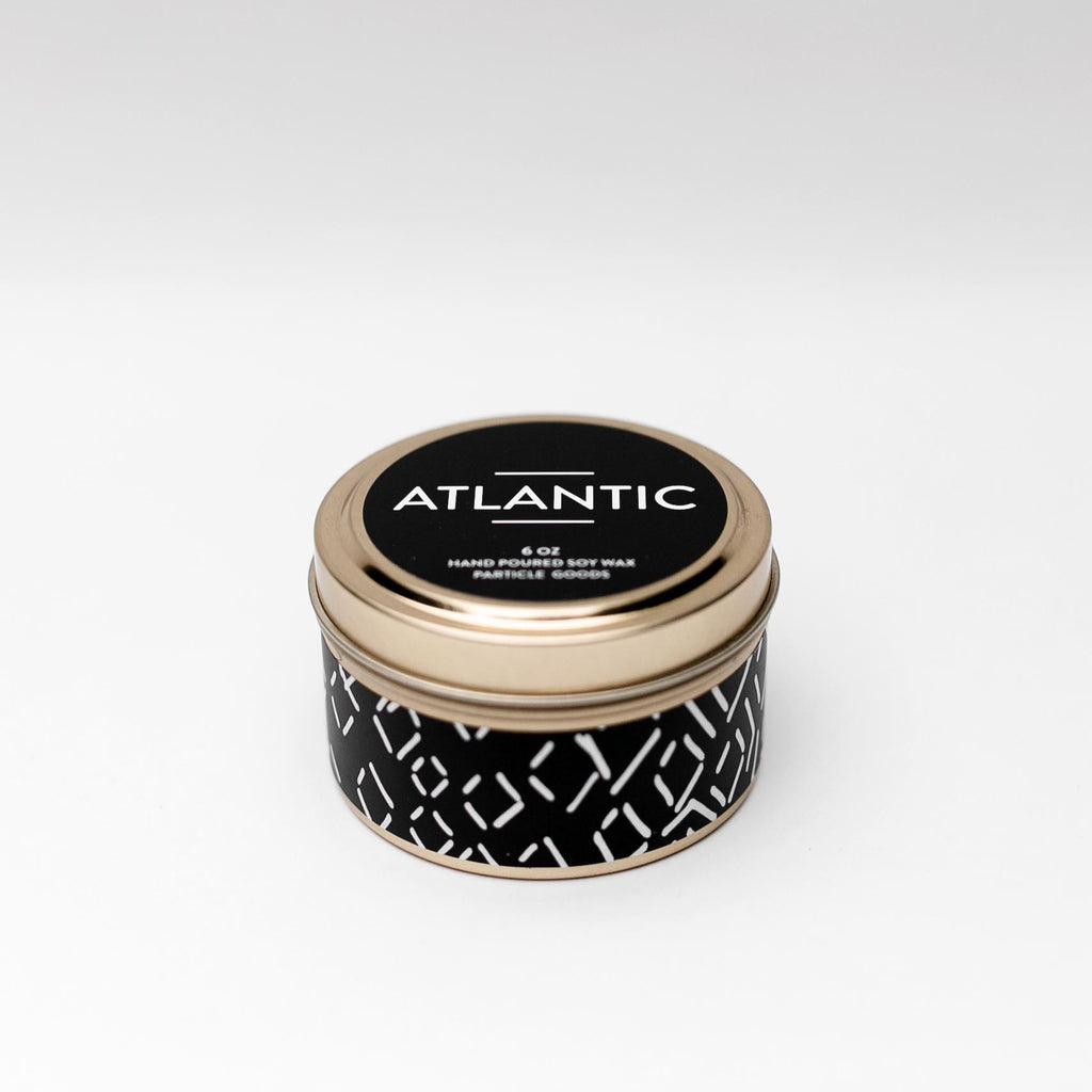 Atlantic Travel Tin