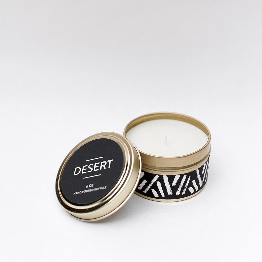 Desert Travel Tin