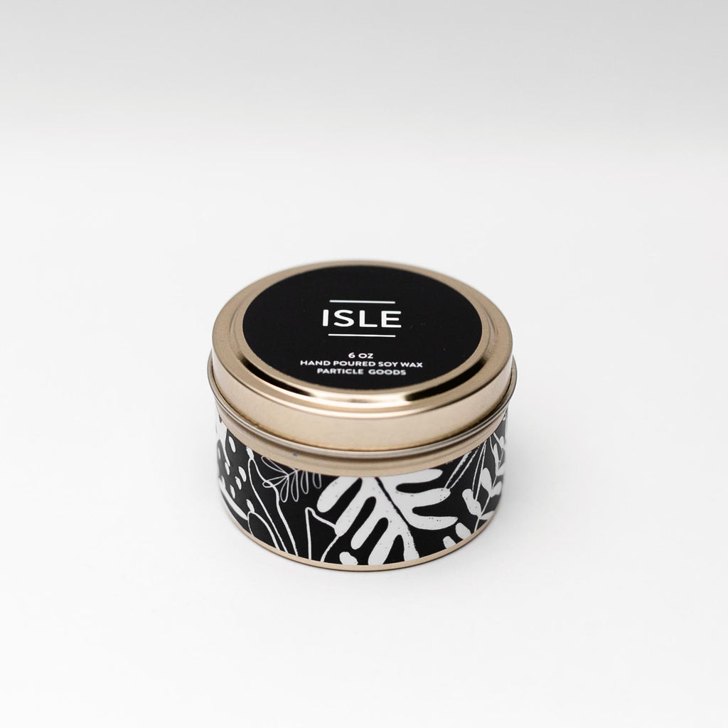 Isle Travel Tin