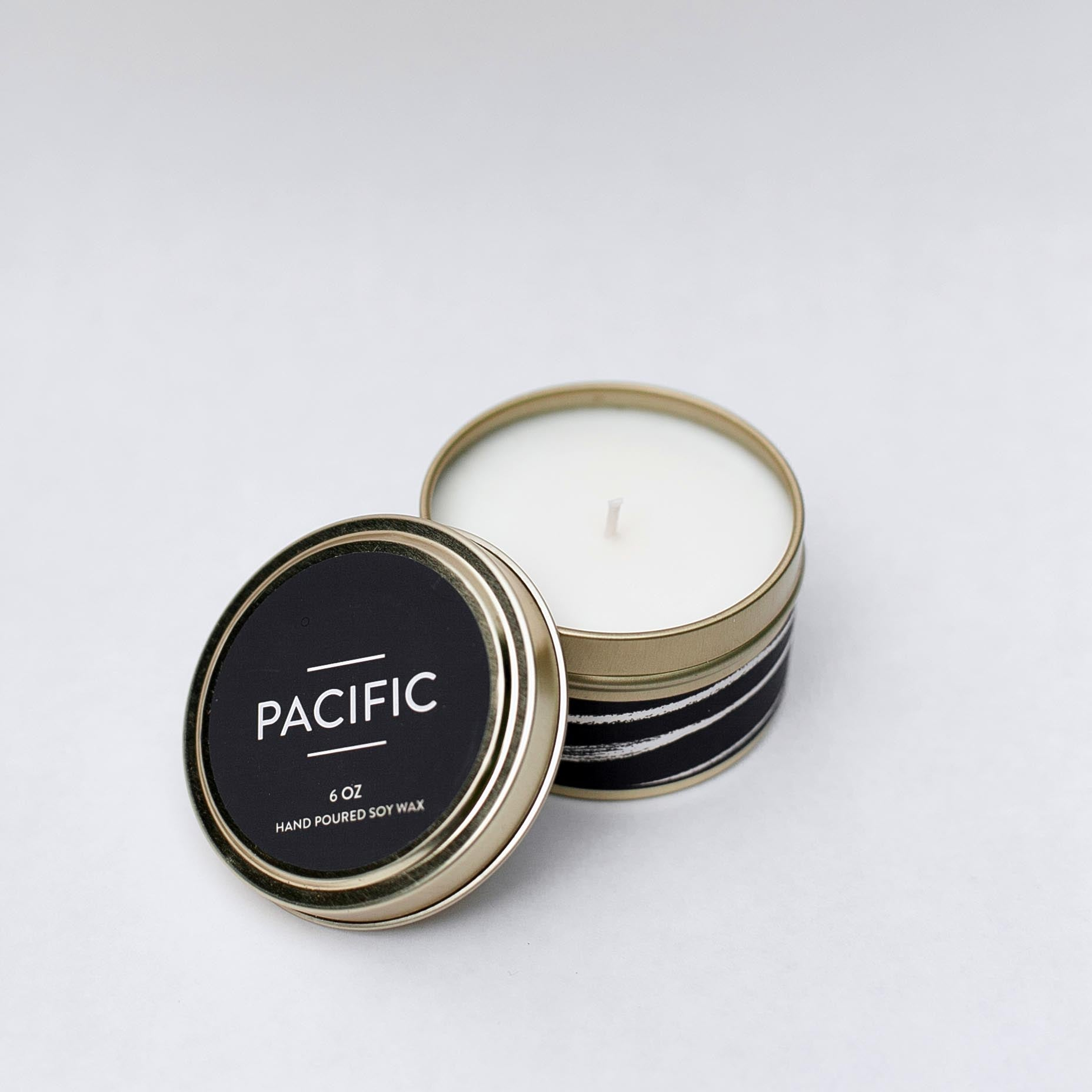 Pacific Travel Tin