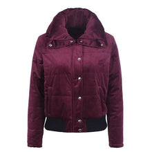 cotton padded jacket