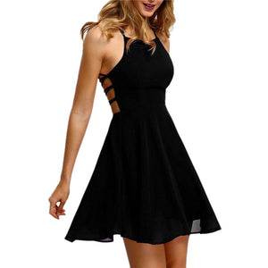 Party Sleeveless Mini Dress