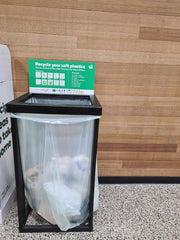 REDCycle soft plastic collection bin