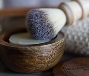Bentonite Shaving Soap