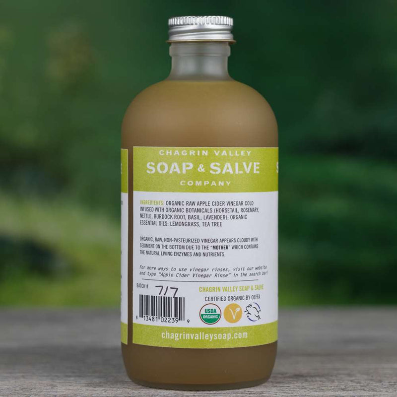 Apple Cider Vinegar Organic concentrate - Lemongrass & Tea Tree