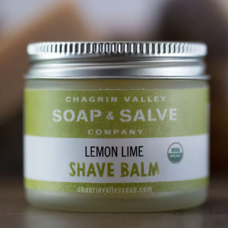Organic after shave balm with citrus scent that will gently soothe freshly shaven skin, alcohol-free and will not dry out sensitive facial skin.