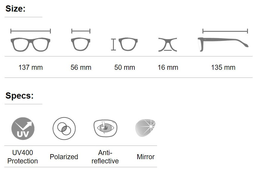 Lucent aofe sunglasses for men and women