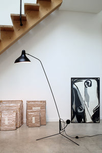 MANTIS floor lamp by B. Schottlander