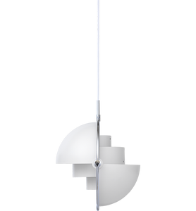 MULTI-LITE PENDANT by Louis Weisdorf 1972