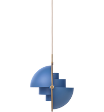 Load image into Gallery viewer, MULTI-LITE PENDANT by Louis Weisdorf 1972