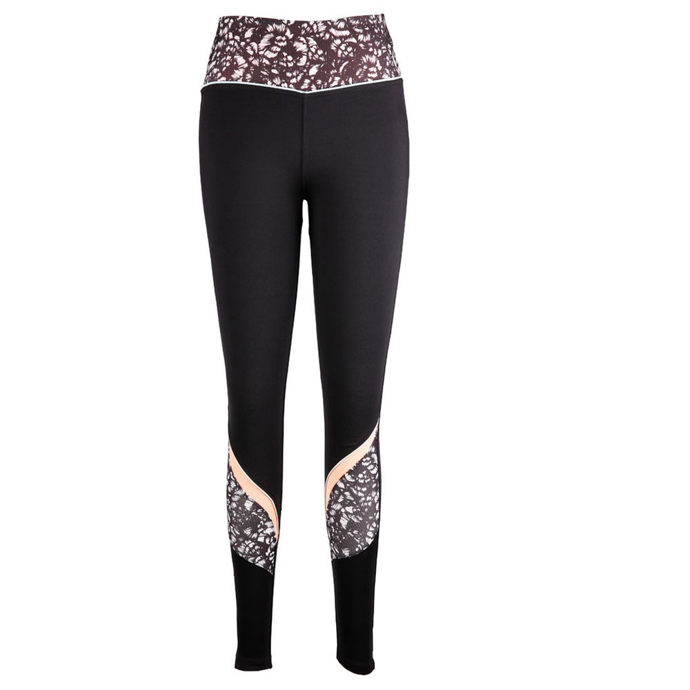 ZOANO Yoga Pants - Black