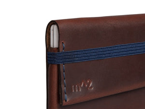 Minimalist-Wallet-Horween-Chromexcel-Leather-Brown