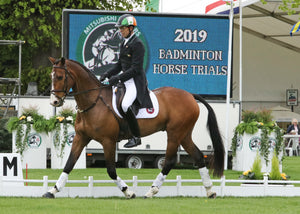 Jonty Evans and Cooley Rorkes Drift showcase the C&C at BADMINTON
