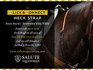 HELP SUPPORT THE NHS WITH SALUTE