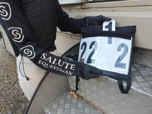 Smart HORSE EVENTS Number Bib