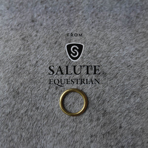 Click & Connect Comfort Ring Brass