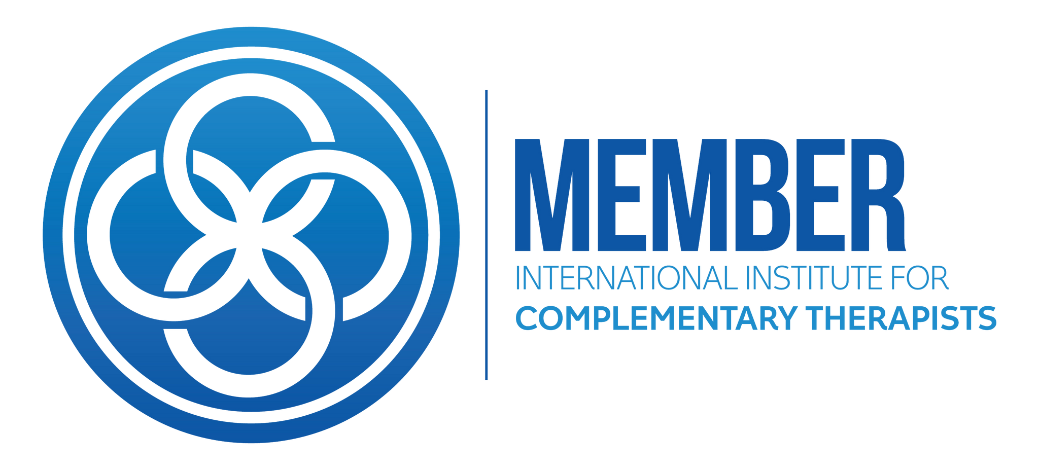 Logo for member international institute for complementary therapists