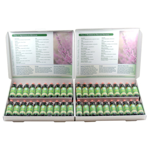 Bach Flower Remedies - COMPLETE SET - Align Your Vibe