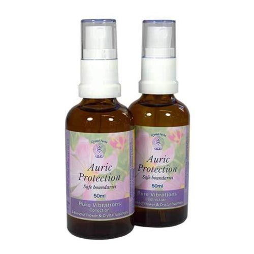PURE VIBRATIONS SPRAY - Auric Protection - Align Your Vibe