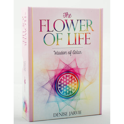 The Flower of Life Oracle Cards - Denise Jarvie - Align Your Vibe