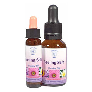 Divine Harmony Essence - FEELING SAFE - Align Your Vibe