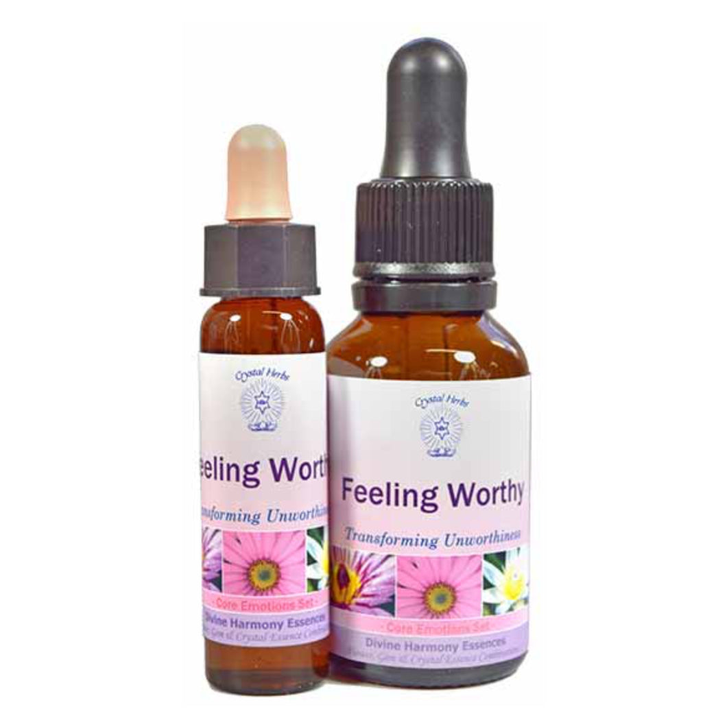 Divine Harmony Essence - FEELING WORTHY - Align Your Vibe