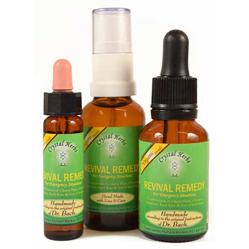 Bach Flower Remedies - REVIVAL REMEDY - Align Your Vibe