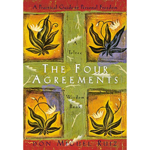 Book ~ The Four Agreements ~ Align Your Vibe