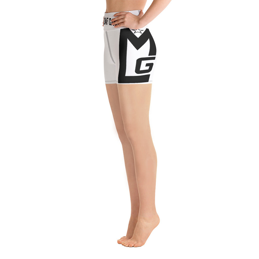 MLG Women's Yoga Shorts