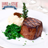 4 or 6 Center Cut 8 oz. Filet Mignon Steaks  (R224/R226)