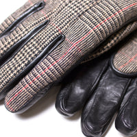 SAGA EVOLG GLOVES LEATHER MENS FASHION (4 COLORS)