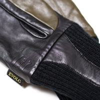 ROYAL EVOLG GLOVES LEATHER MENS FASHION (5 COLORS)