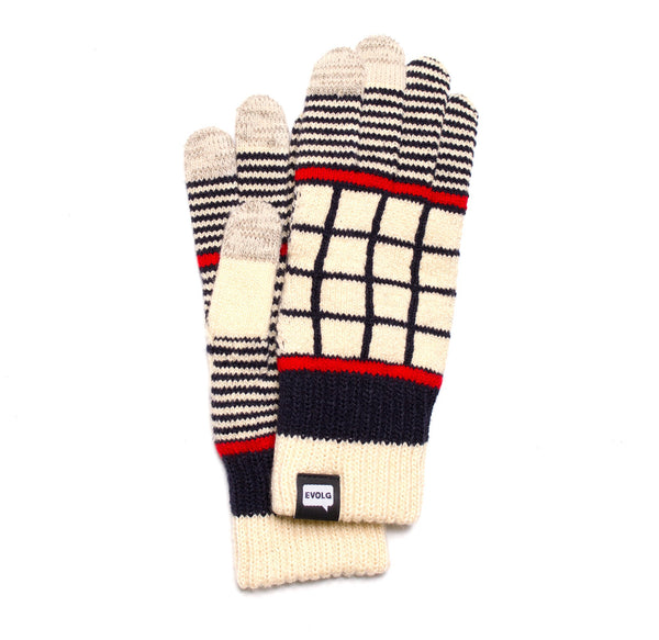 LATTICE EVOLG GLOVE KNIT UNISEX ONE SIZE CASUAL (4 COLORS)