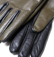 HAR EVOLG GLOVES LEATHER WOMENS FASHION (4 COLORS)