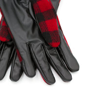 FANG EVOLG GLOVES VEGAN LEATHER MENS FASHION (4 COLORS) - Woolrich Buffalo