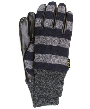DUKE EVOLG GLOVES LEATHER MIX FASHION