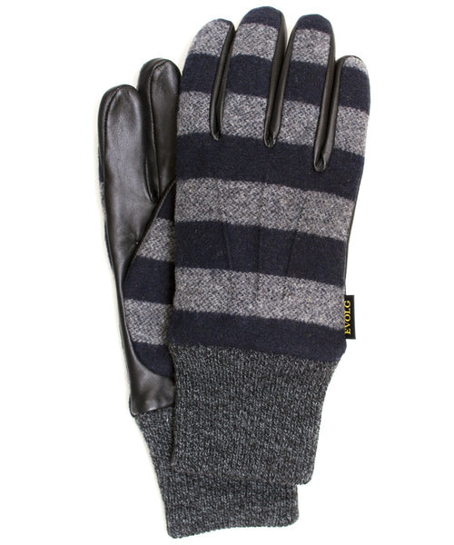 DUKE EVOLG GLOVES LEATHER MENS FASHION (4 COLORS)