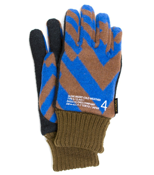 EDGE EVOLG GLOVES FLEECE MENS OUTDOOR (3 COLORS)