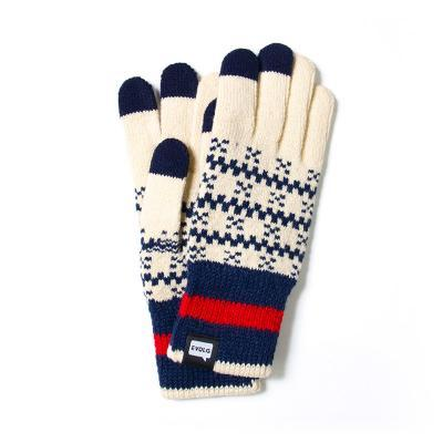 EU EVOLG GLOVES KNIT UNISEX ONE SIZE CASUAL (4 COLORS)